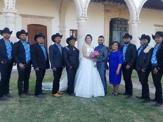 La boda de Areli  y Iván