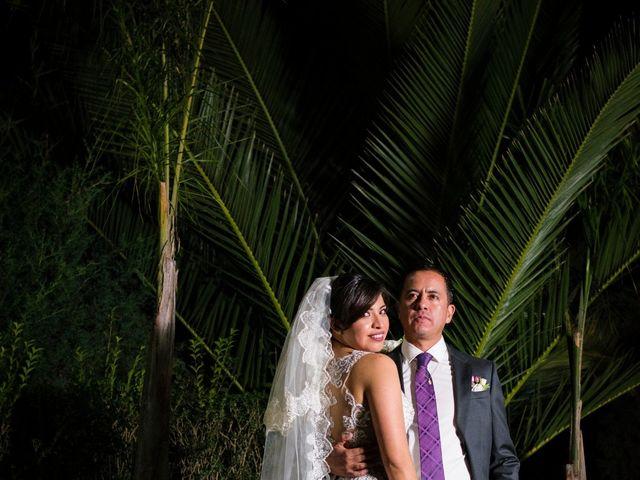 La boda de Oscar y Fernanda en Pachuca, Hidalgo 4
