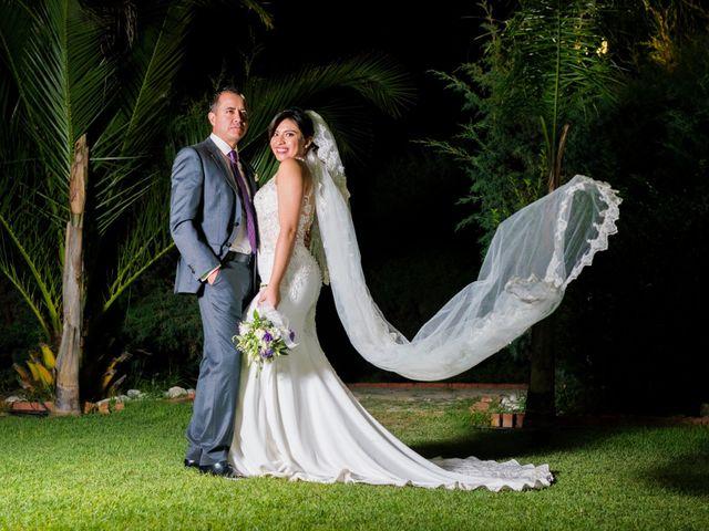 La boda de Oscar y Fernanda en Pachuca, Hidalgo 5