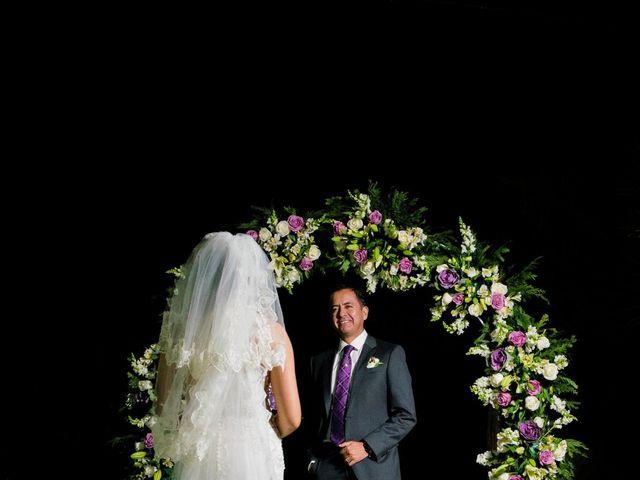 La boda de Oscar y Fernanda en Pachuca, Hidalgo 1