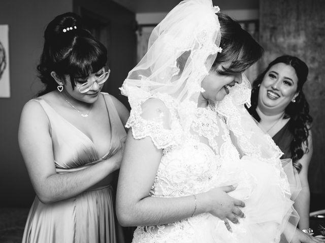 La boda de Oscar y Fernanda en Pachuca, Hidalgo 6