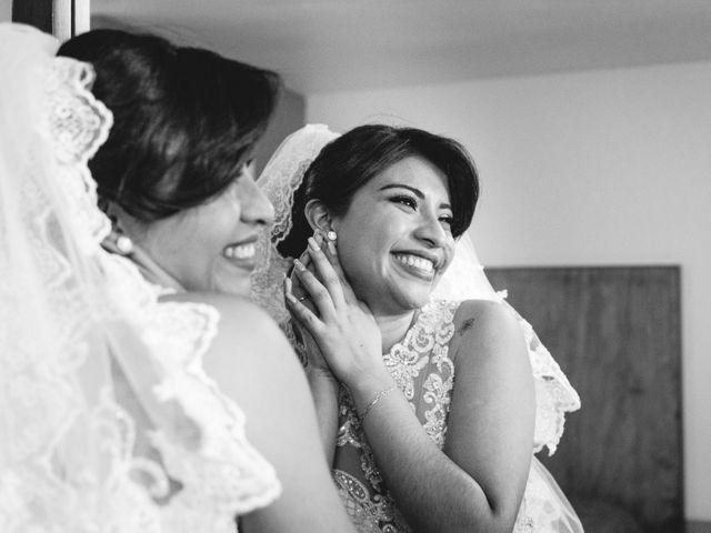 La boda de Oscar y Fernanda en Pachuca, Hidalgo 7