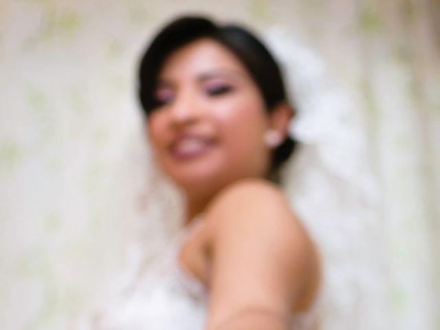 La boda de Oscar y Fernanda en Pachuca, Hidalgo 2