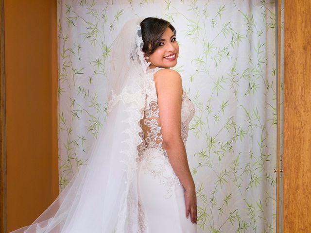 La boda de Oscar y Fernanda en Pachuca, Hidalgo 8