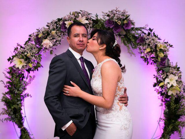La boda de Oscar y Fernanda en Pachuca, Hidalgo 26