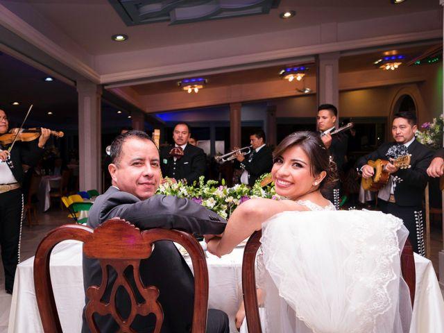 La boda de Oscar y Fernanda en Pachuca, Hidalgo 25
