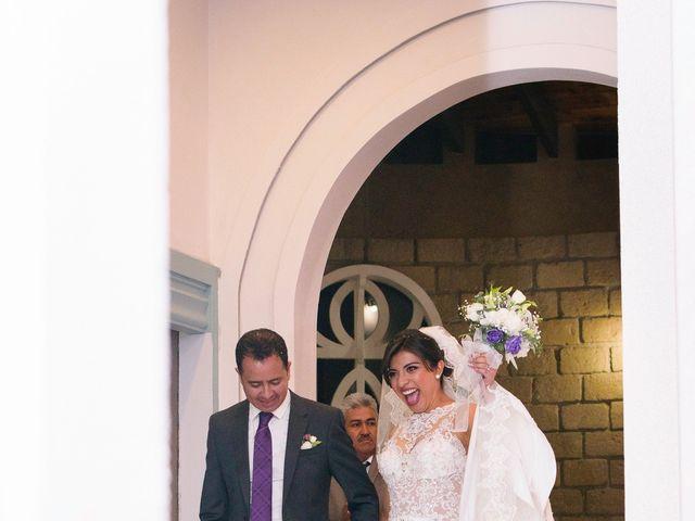 La boda de Oscar y Fernanda en Pachuca, Hidalgo 23