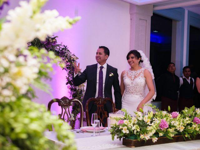 La boda de Oscar y Fernanda en Pachuca, Hidalgo 24