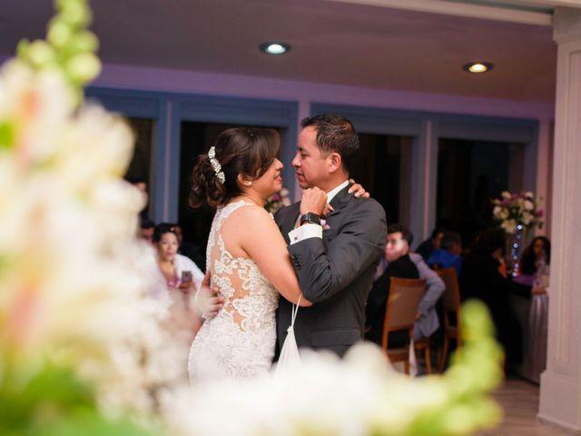 La boda de Oscar y Fernanda en Pachuca, Hidalgo 27