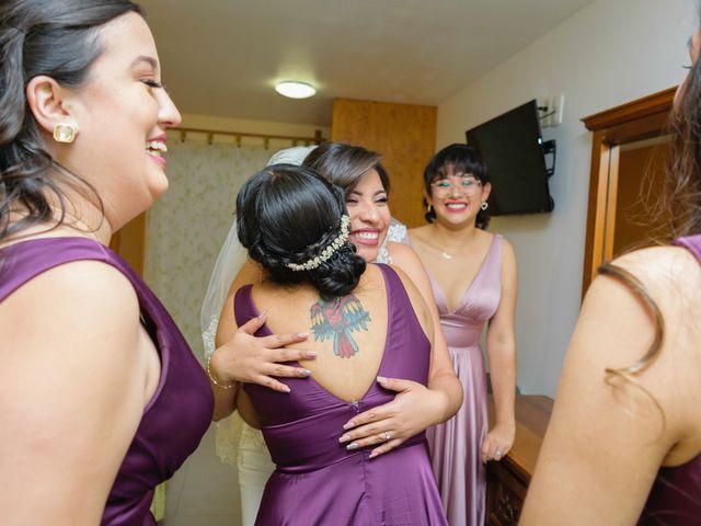La boda de Oscar y Fernanda en Pachuca, Hidalgo 11