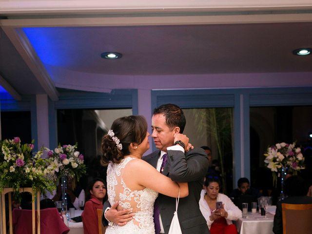 La boda de Oscar y Fernanda en Pachuca, Hidalgo 33
