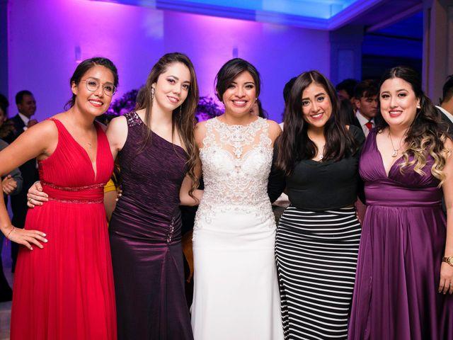 La boda de Oscar y Fernanda en Pachuca, Hidalgo 34