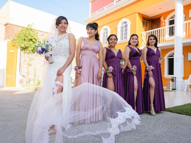 La boda de Oscar y Fernanda en Pachuca, Hidalgo 13
