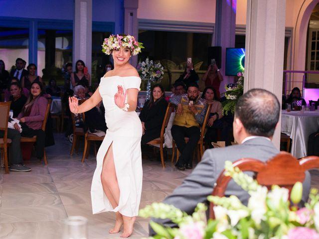 La boda de Oscar y Fernanda en Pachuca, Hidalgo 31