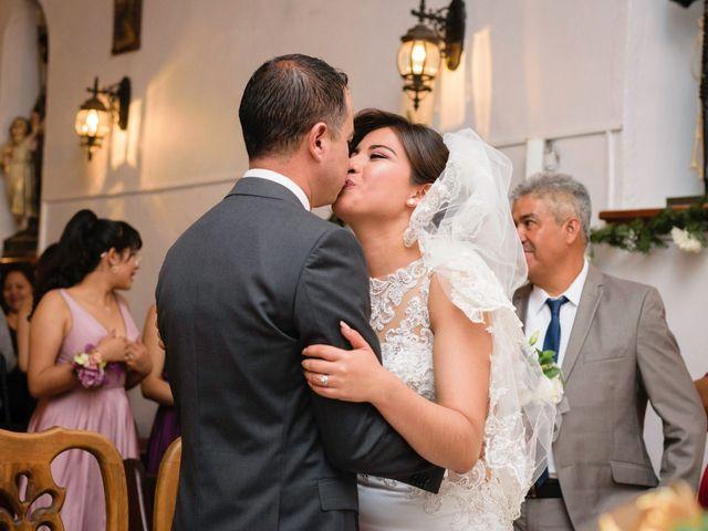 La boda de Oscar y Fernanda en Pachuca, Hidalgo 15