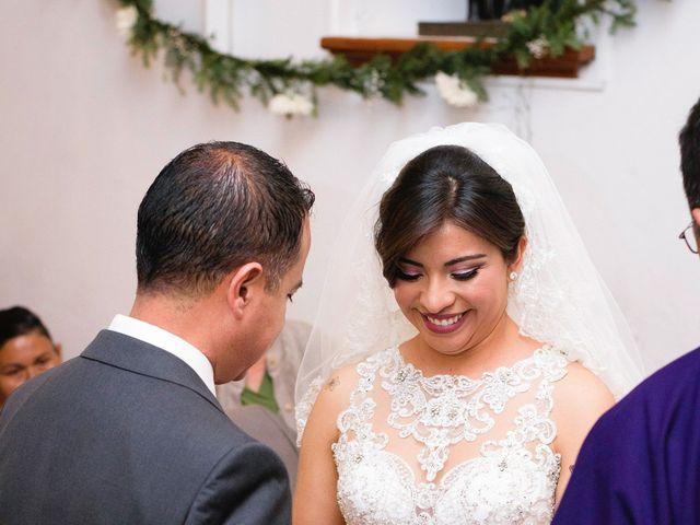 La boda de Oscar y Fernanda en Pachuca, Hidalgo 16
