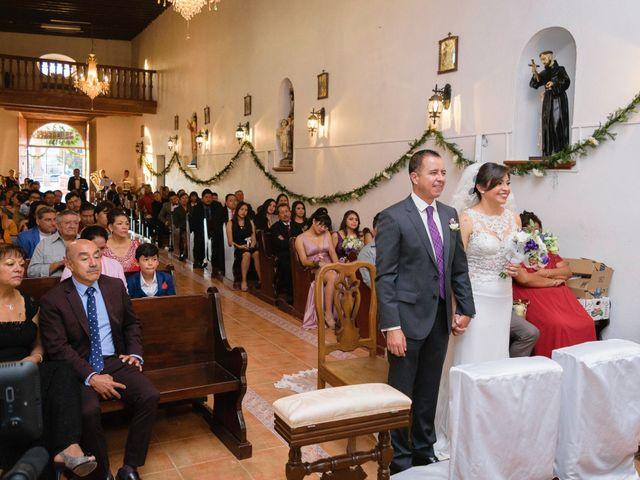 La boda de Oscar y Fernanda en Pachuca, Hidalgo 17