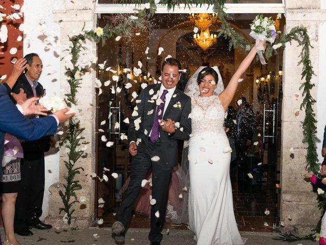 La boda de Oscar y Fernanda en Pachuca, Hidalgo 19
