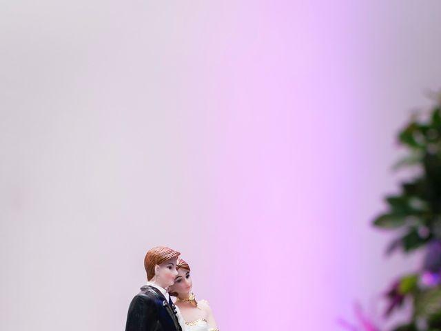 La boda de Oscar y Fernanda en Pachuca, Hidalgo 21