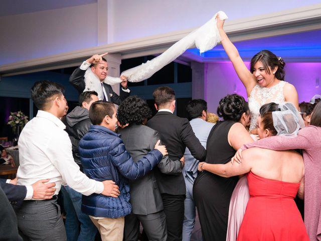 La boda de Oscar y Fernanda en Pachuca, Hidalgo 28