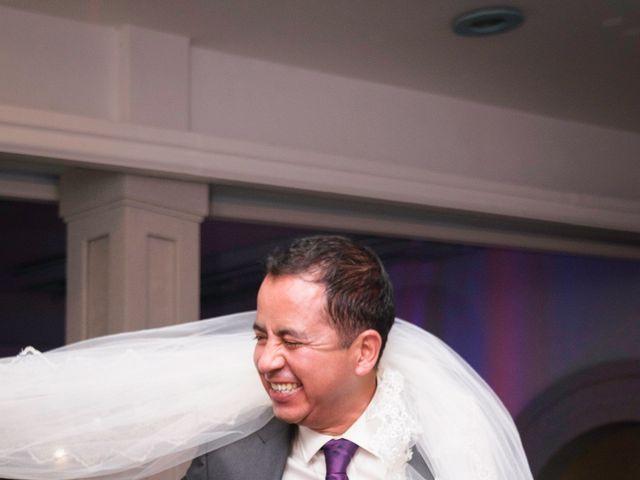 La boda de Oscar y Fernanda en Pachuca, Hidalgo 29