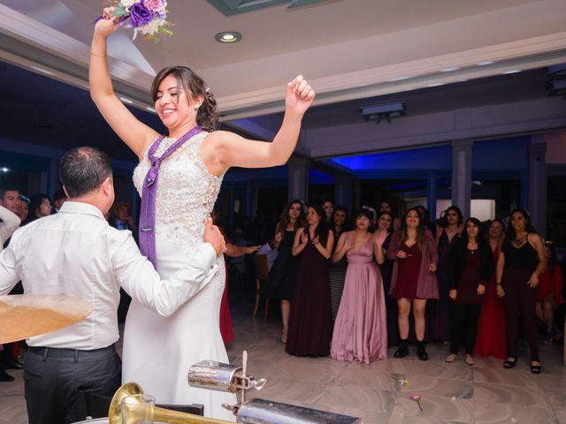 La boda de Oscar y Fernanda en Pachuca, Hidalgo 32