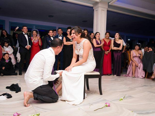 La boda de Oscar y Fernanda en Pachuca, Hidalgo 36