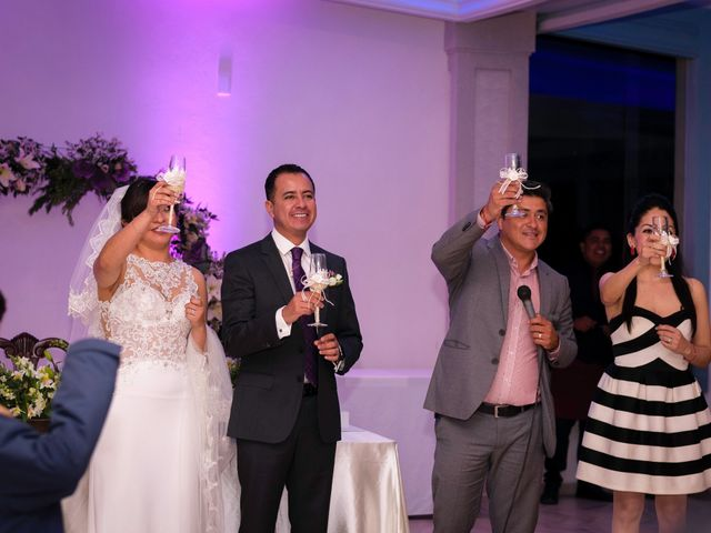 La boda de Oscar y Fernanda en Pachuca, Hidalgo 37