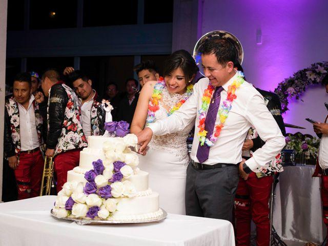 La boda de Oscar y Fernanda en Pachuca, Hidalgo 42