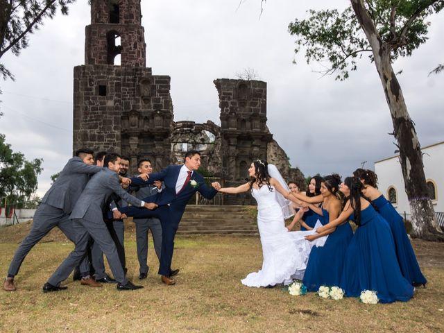 La boda de Araceli Rivera y Eduardo Zamorano