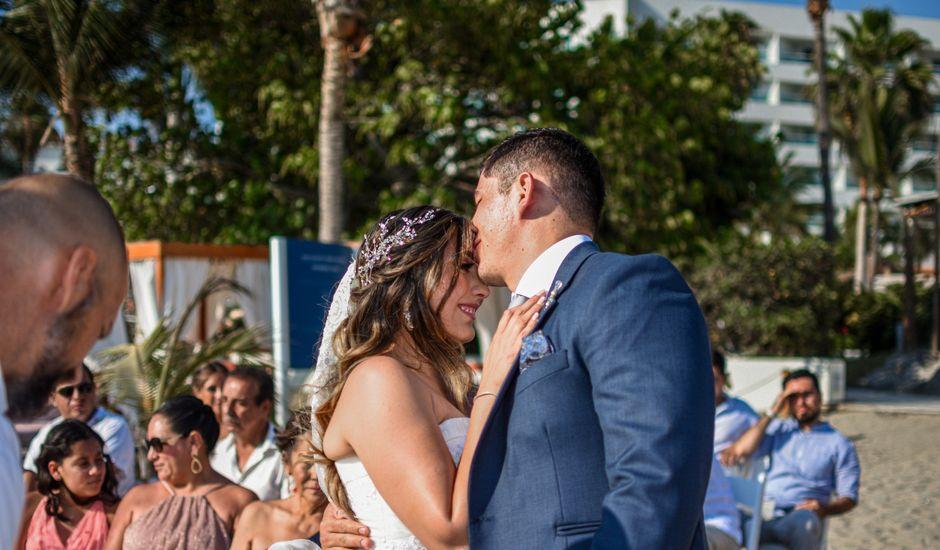 La boda de Álvaro y Marcela en Nuevo Vallarta, Nayarit