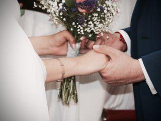 La boda de Pamela y Daniel 1
