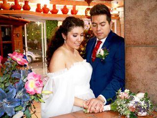 La boda de Pamela y Daniel