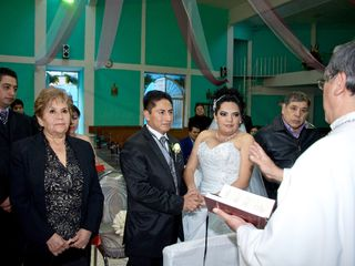 La boda de Veronica y Roberto 1