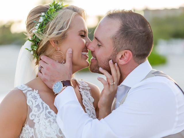 La boda de Crystal y Kyle