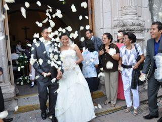 La boda de Rebeca y Miguel