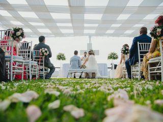 La boda de Alejandra  y Miguel  1