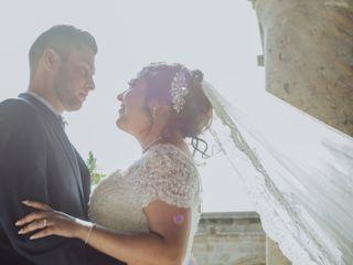 La boda de Fanny y Miguel