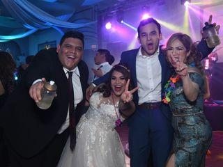 La boda de Janette  y Luis  1