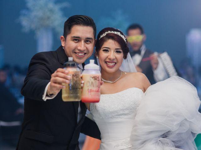 La boda de Cynthia y Gerardo