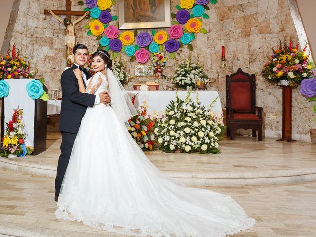 La boda de Gabriela y Edgar