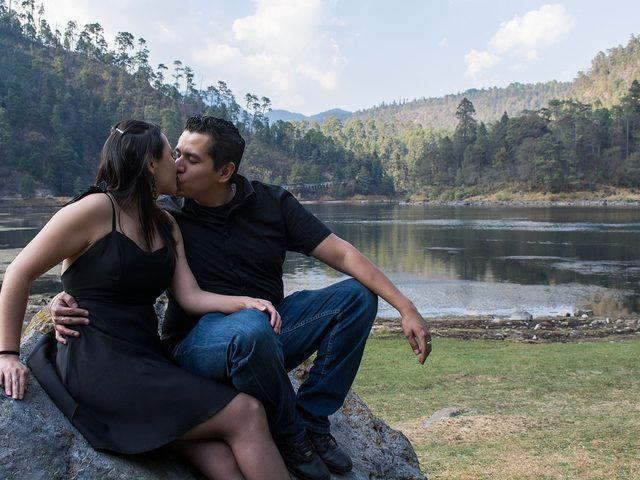 La boda de Rodrigo y Alexis en Tlalnepantla, Estado México 2