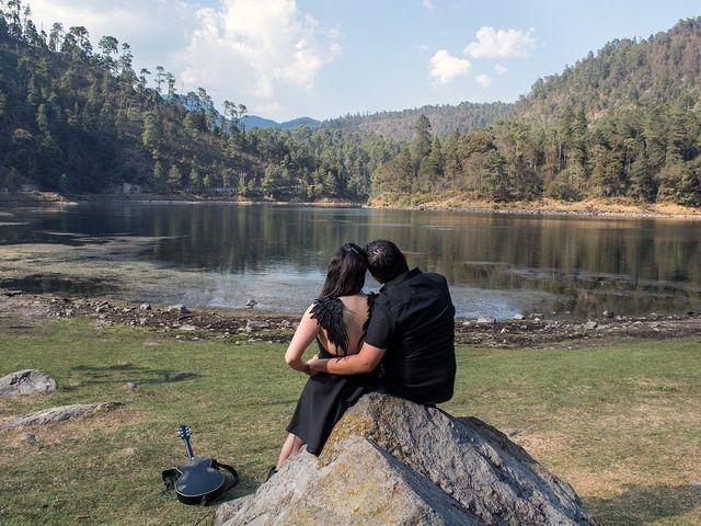 La boda de Rodrigo y Alexis en Tlalnepantla, Estado México 4