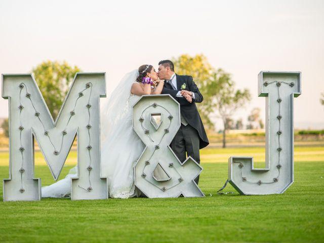 La boda de Marisol y Jesús