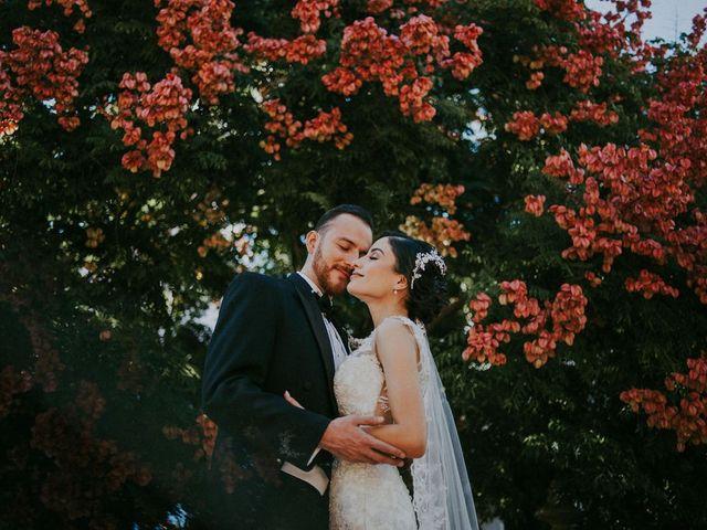 La boda de Paulina y Alex