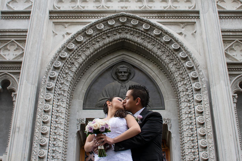 La boda de Rodrigo y Alexis en Tlalnepantla, Estado México
