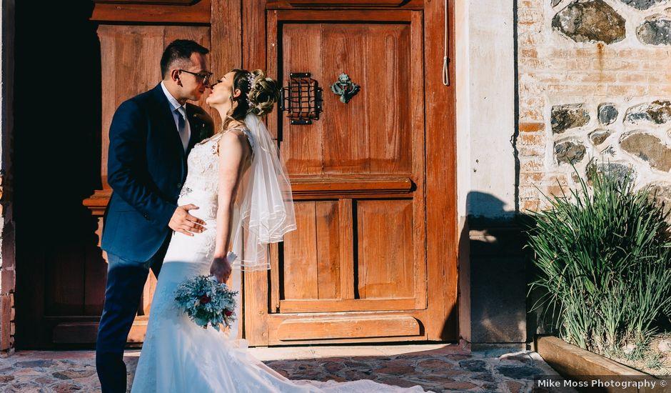 La boda de Rodolfo y Alin en Zempoala, Hidalgo