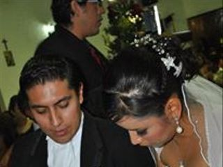 La boda de Enrique  y Gema 2