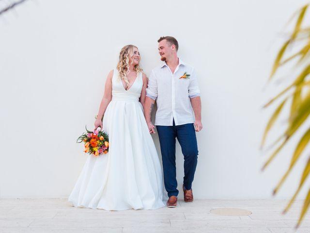 La boda de Makenzi y Dakota