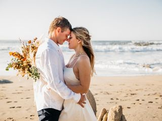 La boda de Makenna y Geoff